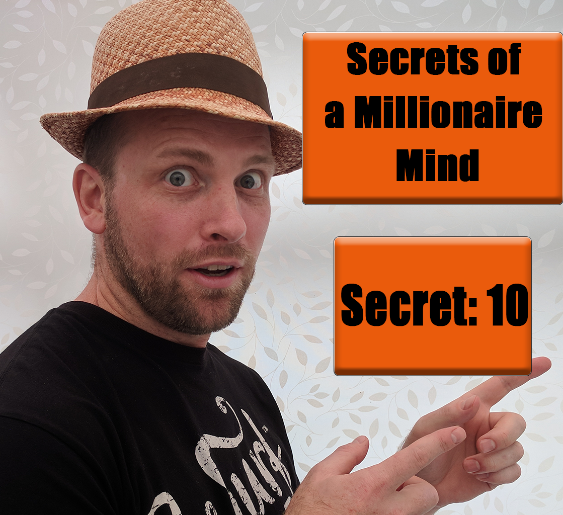 Good Receiver Millionaire Mind Secret 10