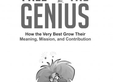 Cover of book free the genius