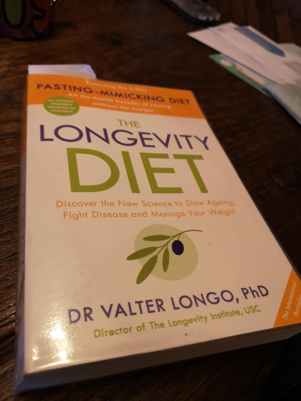 fmd diet valter longo